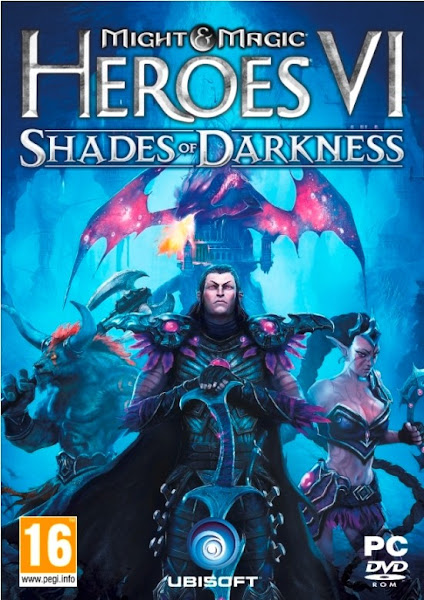 Might & Magic Heroes VI Shades of Darkness 2013 FULL COMPLETE VERSION