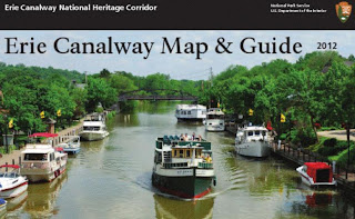 New Erie Canalway Map and Guide Issued