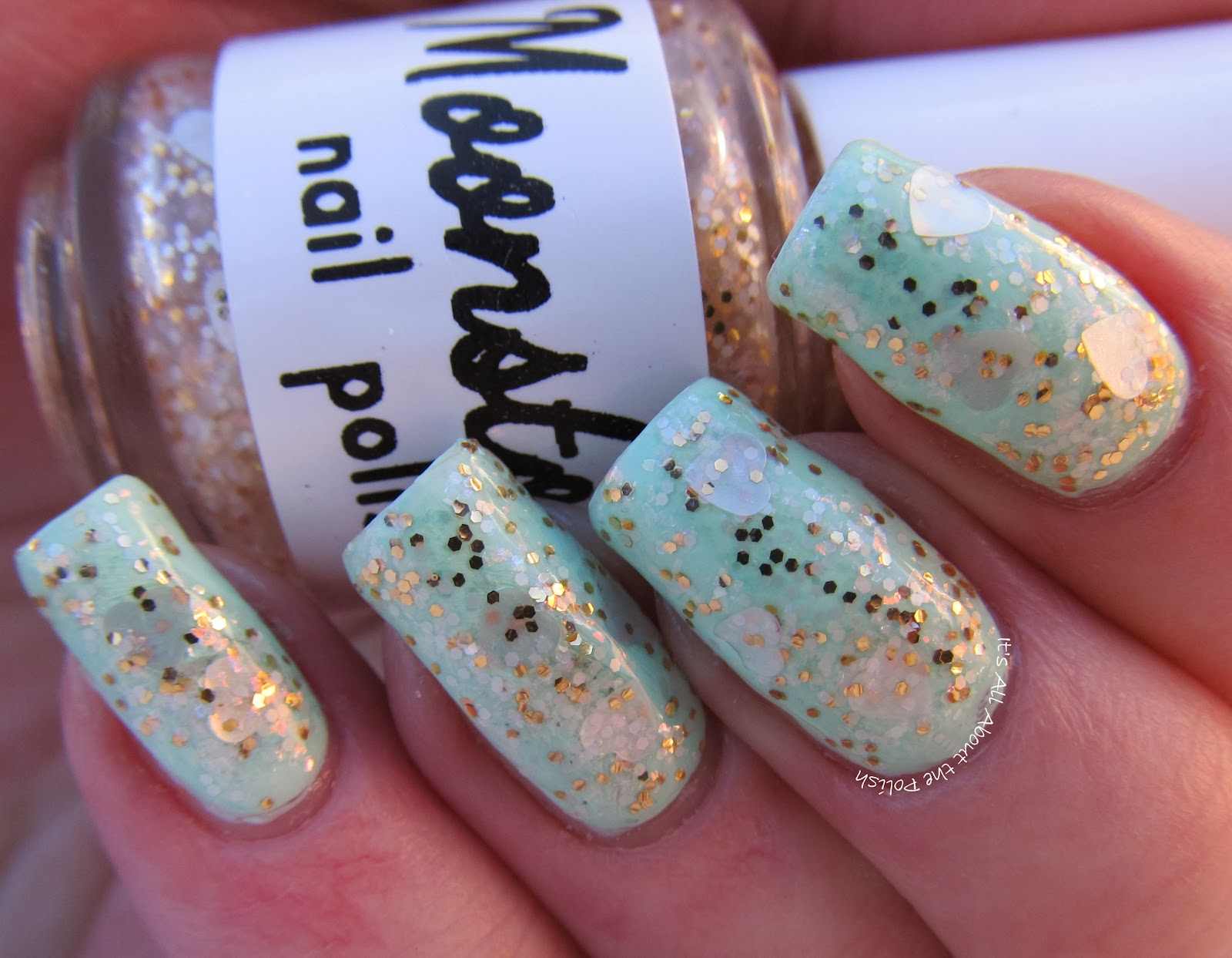 It\'s all about the polish: Moonstone Nail polish - Time Child and ...