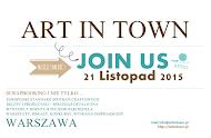 Art in Town - 21.11.2015