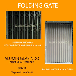 FOLDING GATE