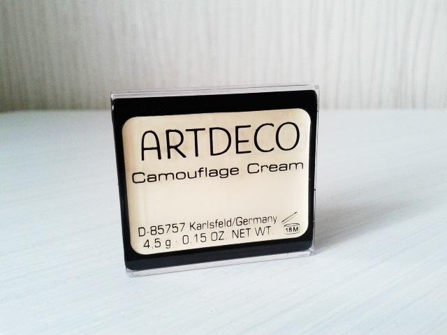 Artdeco - kamuflaż (korektor) do twarzy.