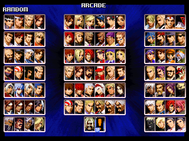 King of Fighters 10th Anniversory Full Setup