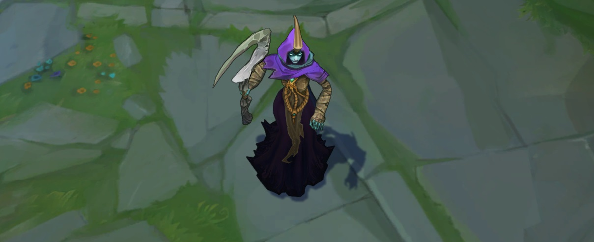 soraka-reaper ingame