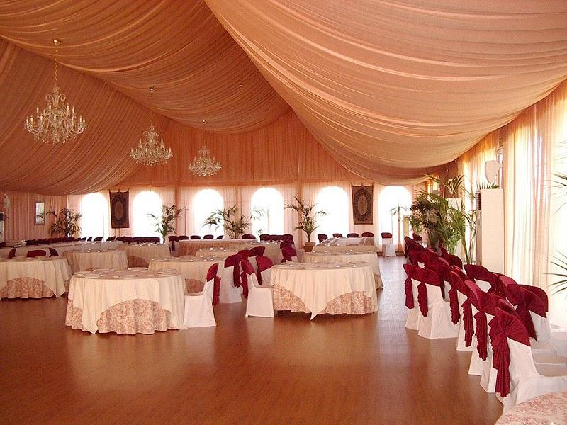 Abcmultiespacios alquiler de decoracion velos y telas for Alquiler decoracion bodas