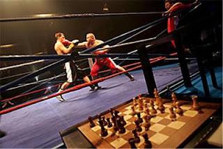 Chessboxing : le mélange entre les échecs et la boxe