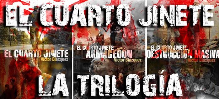 La ventana secreta : Promocionando: El Cuarto Jinete, La Trilogía.
