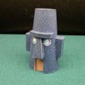 Squidwards House Papercraft - Spongebob