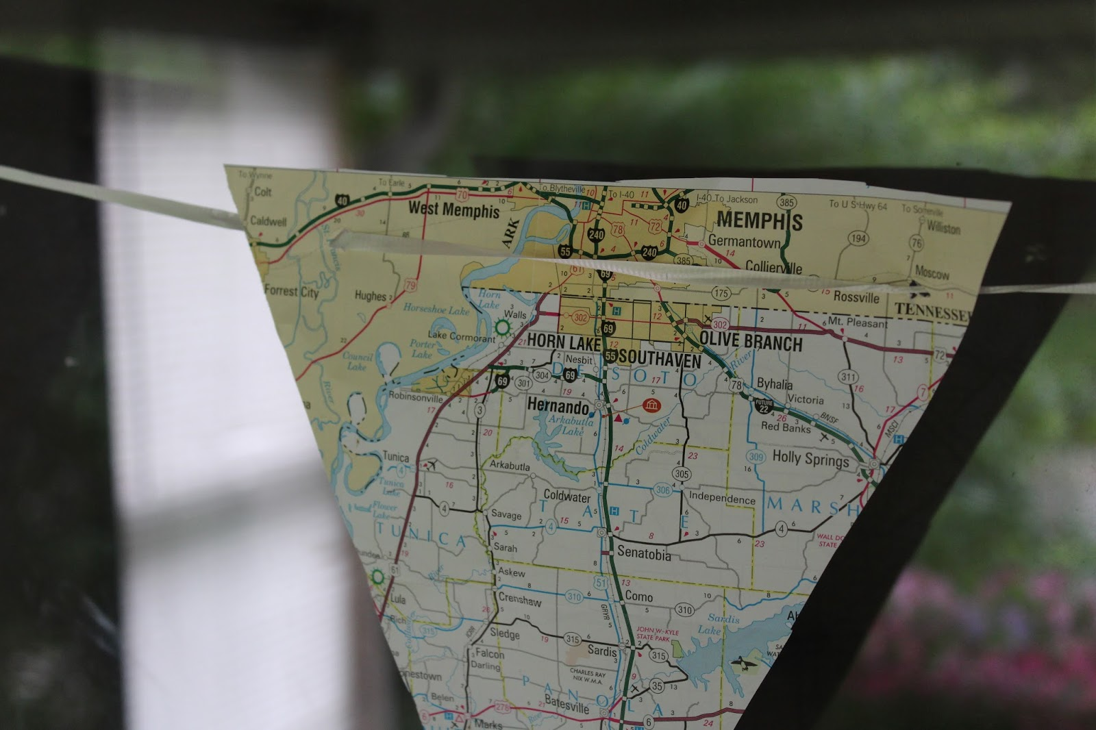 Jumping With My Fingers Crossed DIY Map Crafts And Pinterest - Memphison us map