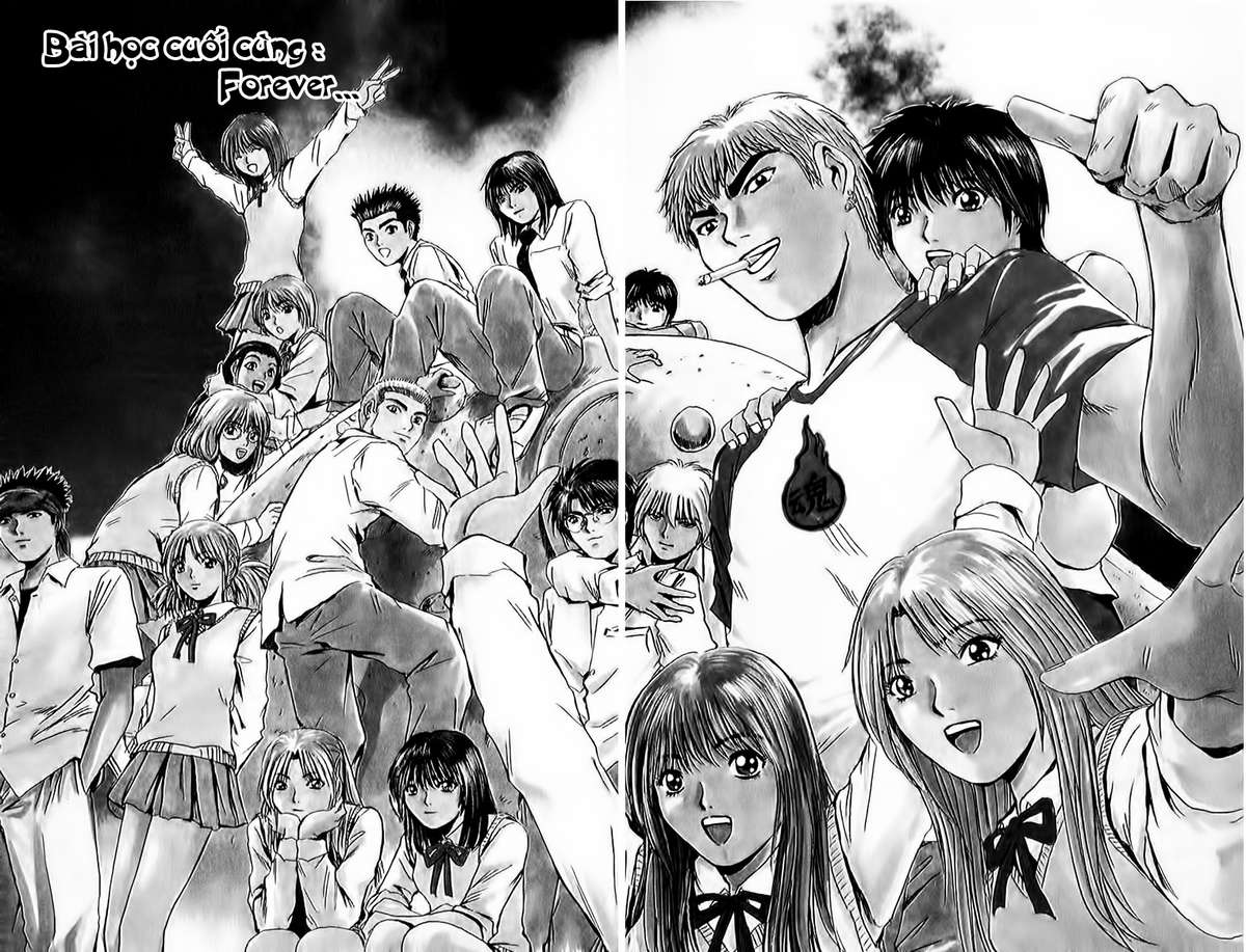 GTO: Great Teacher Onizuka chap 200 - End page 3 - IZTruyenTranh.com