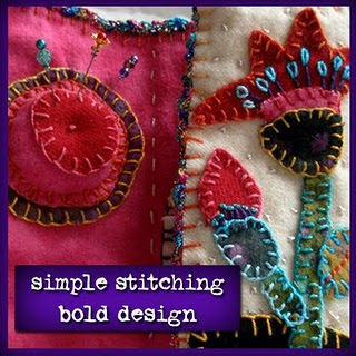Simple Embroidery Stitches