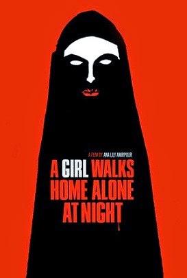 مشاهدة فيلم A Girl Walks Home Alone at Night 2014 مترجم مباشرة اون لاين