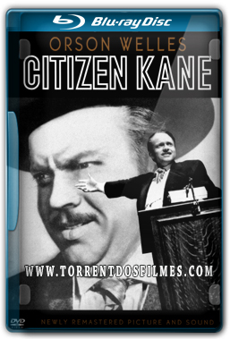 Baixar Cidadão Kane (1941) Torrent - Dublado BluRay 720p | 1080p Dual Áudio