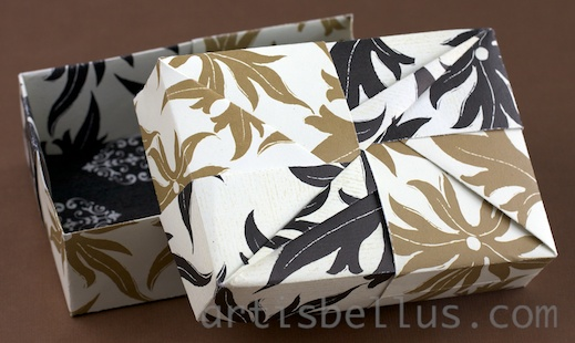Origami Boxes Rectangular Box