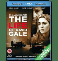 LA VIDA DE DAVID GALE (2003) FULL 1080P HD MKV ESPAÑOL LATINO