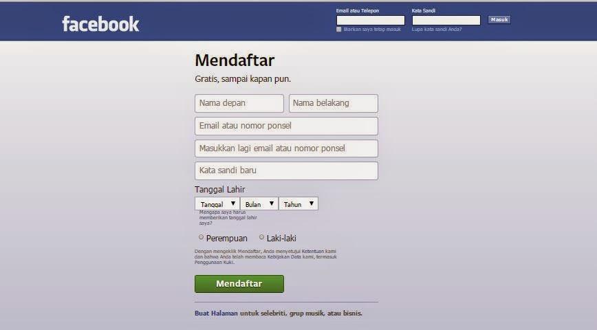 Cara Cepat dan Mudah Konfirmasi Pertemanan Facebook Dengan Sekali Klik