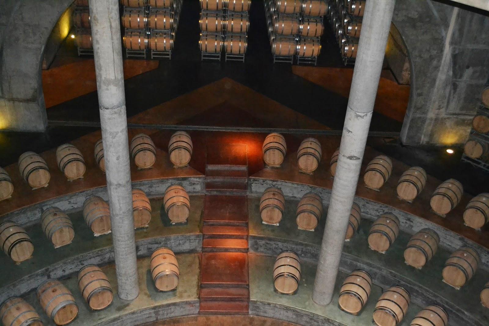 wine tasting bodega salentein mendoza argentina