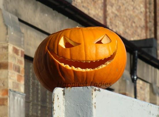 Happy Halloween celebrations 2014