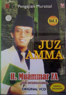 Download Murottal 30 Juz Oleh H. Muammar ZA