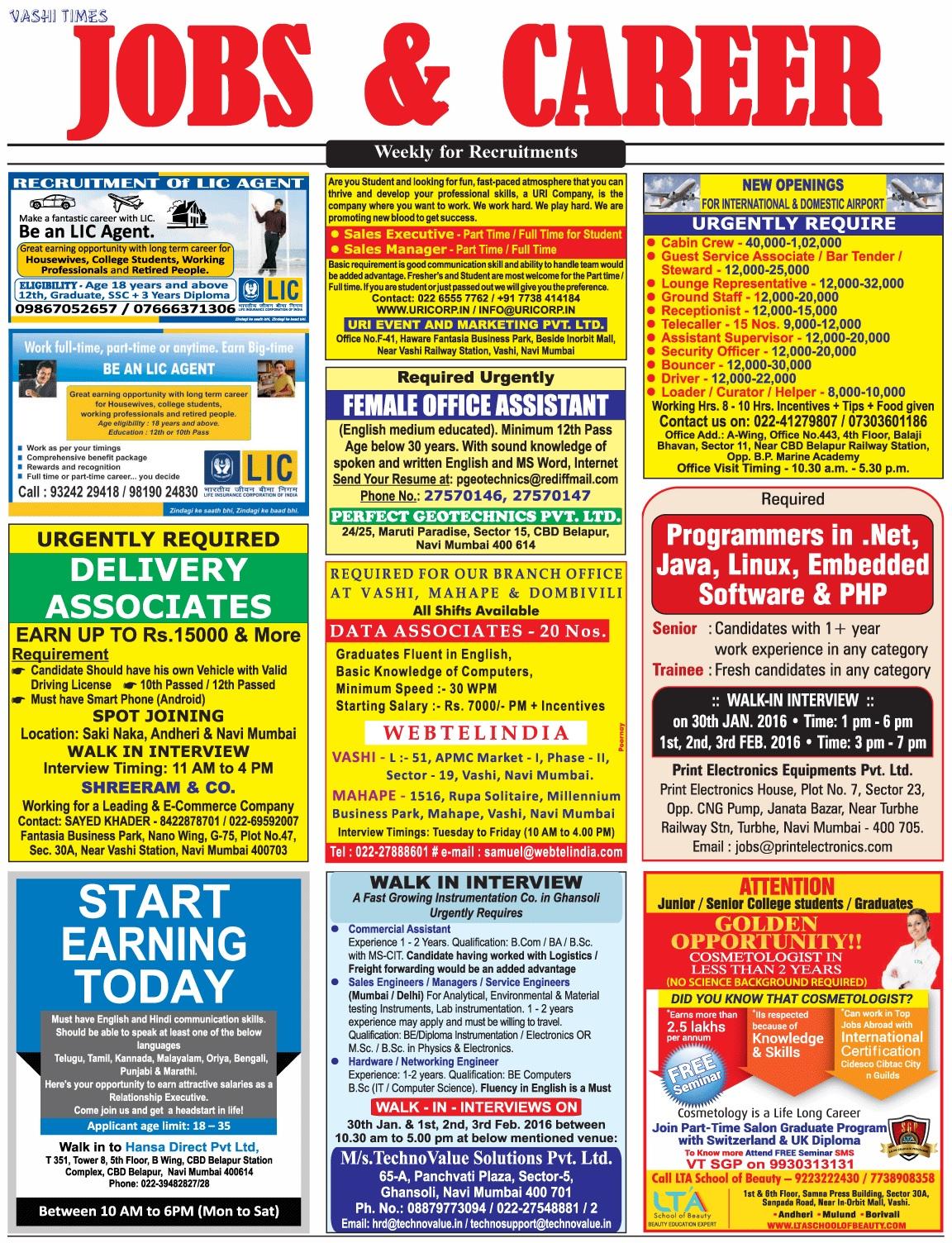 Employment nri times epaper page 4