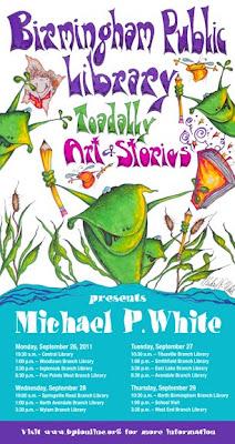 Michael P. White poster