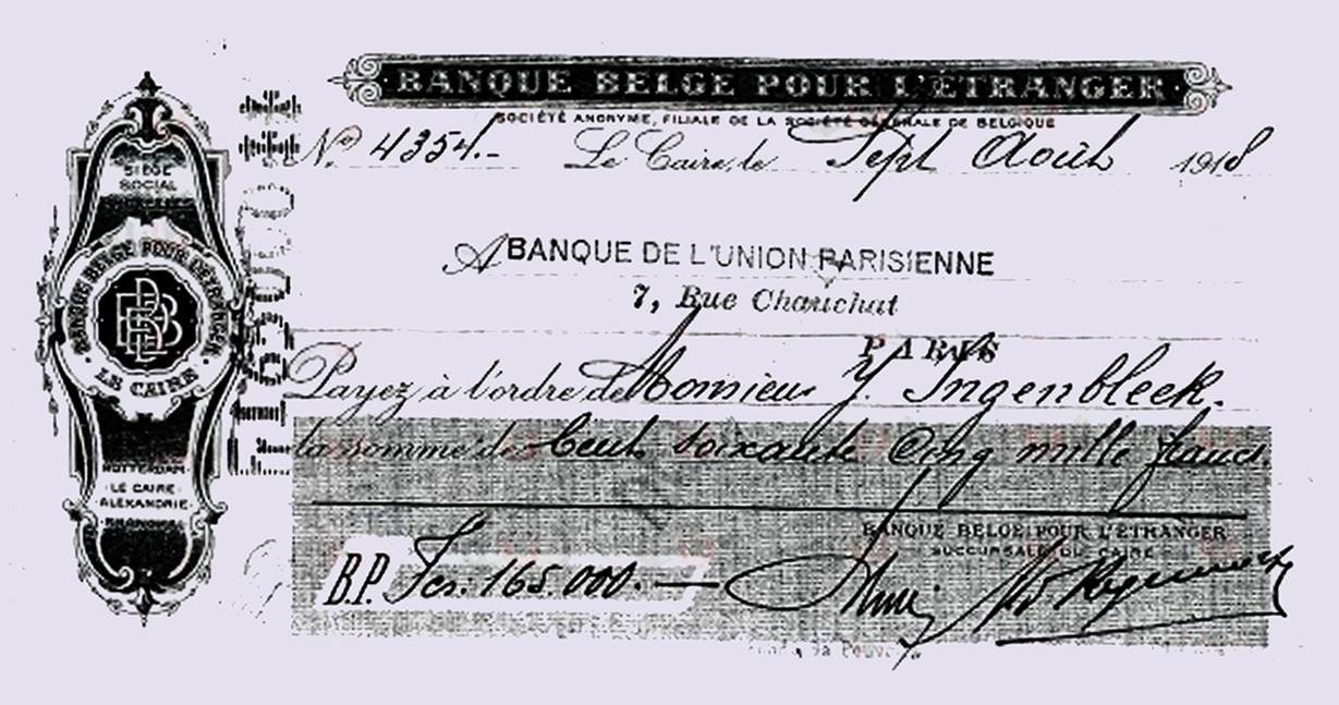 سلسلة اللطائف المصورة - صفحة 2 Egypt%27s-Aid-To-Belgium%2C1918---1