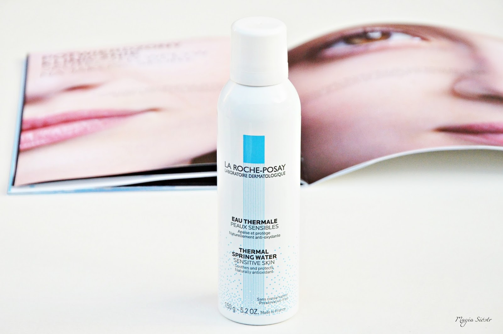 kosmetyki do twarzy, woda termalna, larocheposay