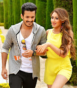 Akhil Movie Stills-thumbnail-3