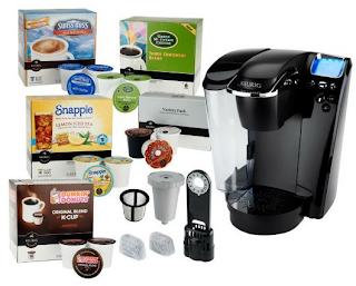 Keurig Coffee Maker Options : Keurig Coffee Maker Bundle Deal + Easy Pay Option!