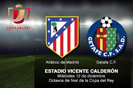 Copa del Rey: Atleti - Getafe