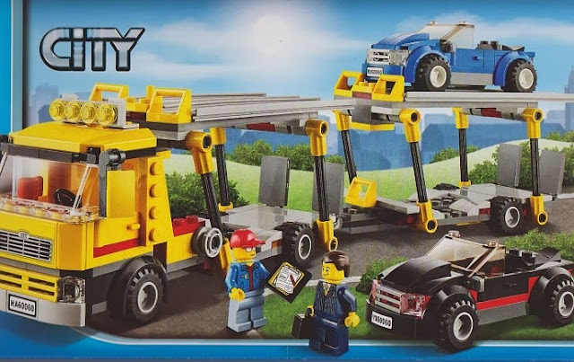 60060 - Auto transporter (City)