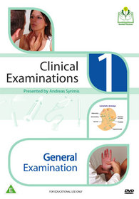 Clinical Examinations Videos- Complete DVD Series for MRCP and MRCGP General+examination