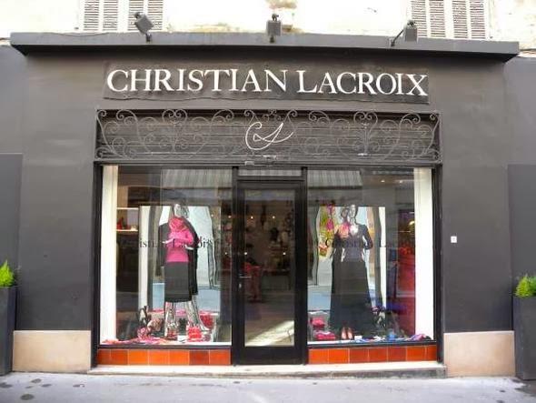 tienda Arles Christian lacroix