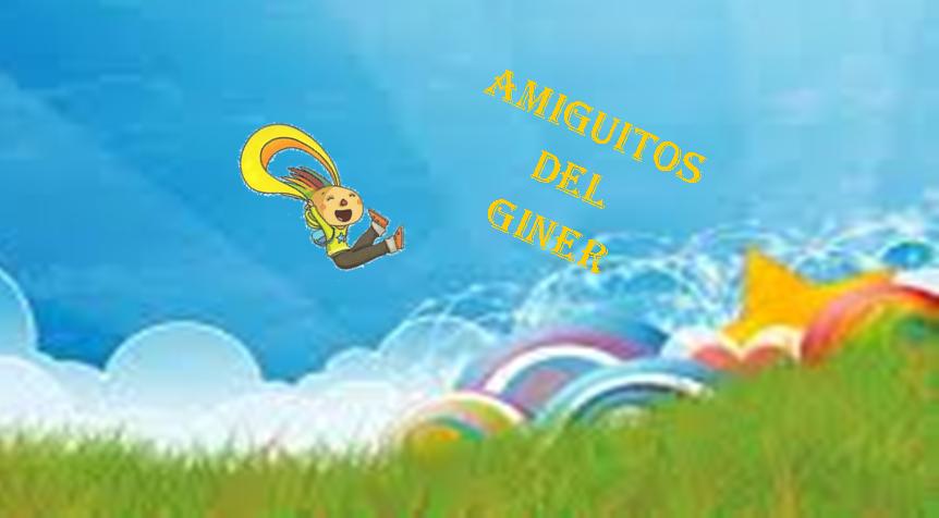 AMIGUITOS DEL GINER Y MOLI