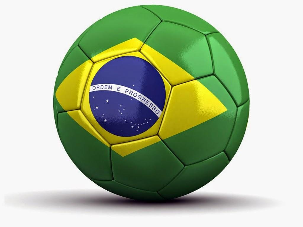 Brazil Soccer World Cup Flyer - Mergeidea