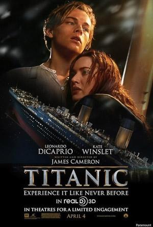 Tàu Titanic 3D Vietsub - Titanic 3D Vitesub (2012)