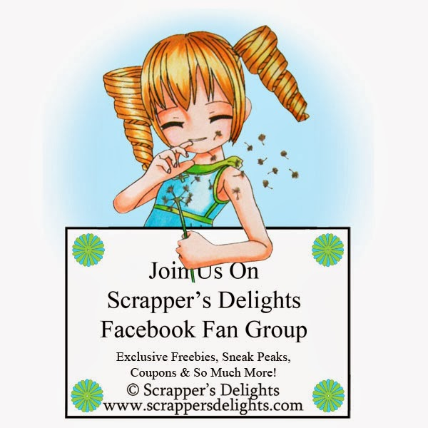 Scrapper's Delights Fan Group