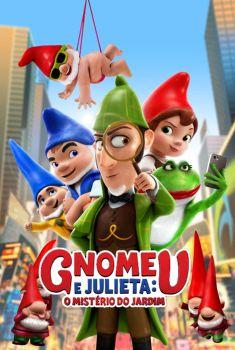 Gnomeu e Julieta: O Mistério do Jardim Torrent - BluRay 720p/1080p Dual Áudio