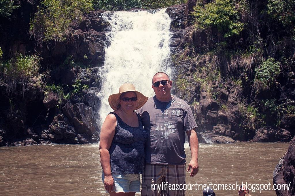 Oahu Hawaii Waimea Valley