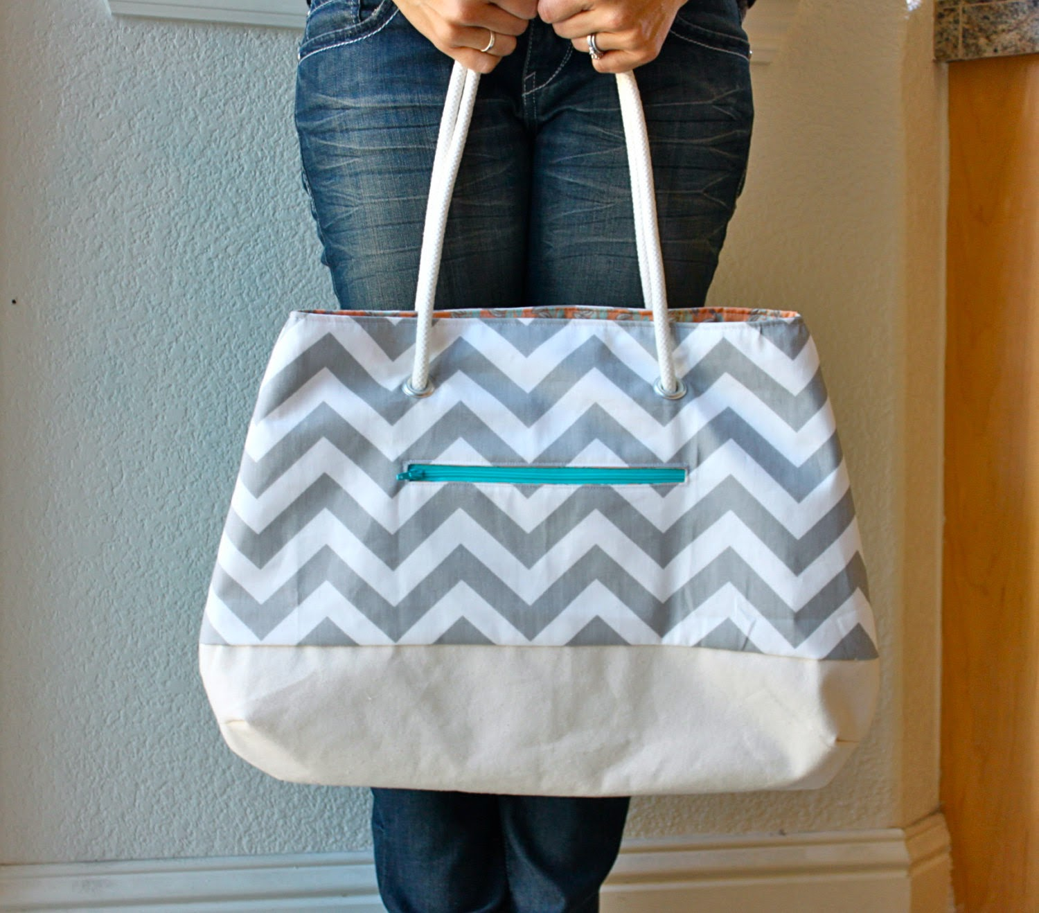 https://www.etsy.com/listing/162922445/the-harper-tote-chevron-print-you-choose