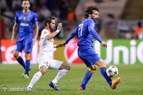Monaco vs Juventus 0-0 UEFA Champions League Full Match Gallery