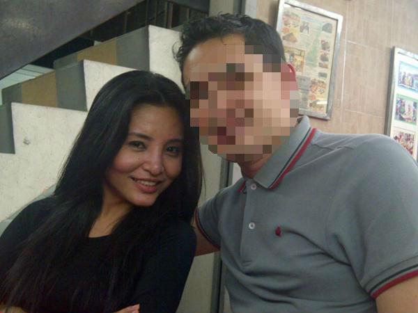 Gambar Nurul Halimin Isteri Kedua Sham Kamikaze