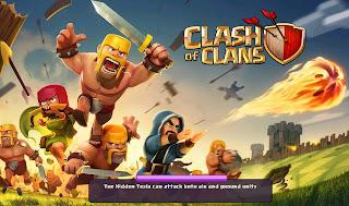 Cara Bermain Clash Of Clans