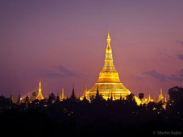 BAGAN at MYANMAAR