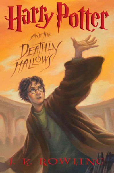 ricklibrarian: Harry Potter and the Deathly Hallows by J. K. Rowling