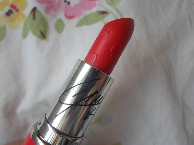 One Direction Kiss You Lipstick in I Want - Liam's Shade