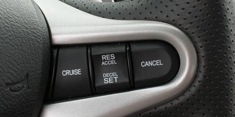 Mengenal Teknologi Cruise Control
