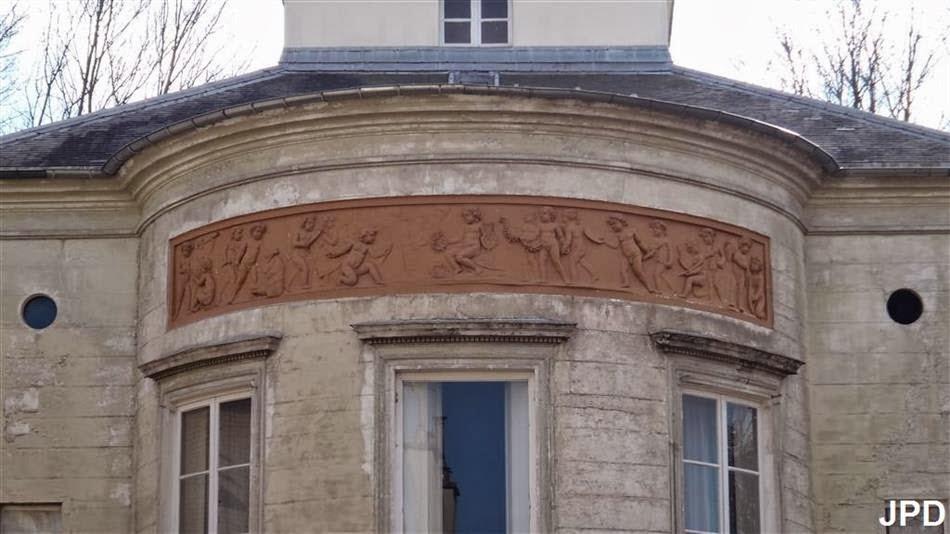 Paris bise art la maison huv ou folie huv meudon - Deco jardin quaregnon vitry sur seine ...