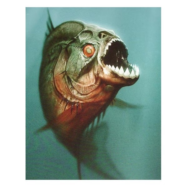Prehistoric Piranhas  Piranha 3D Wiki  FANDOM powered by