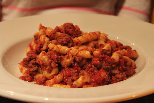 Bolognese at Piattini Wine Cafe